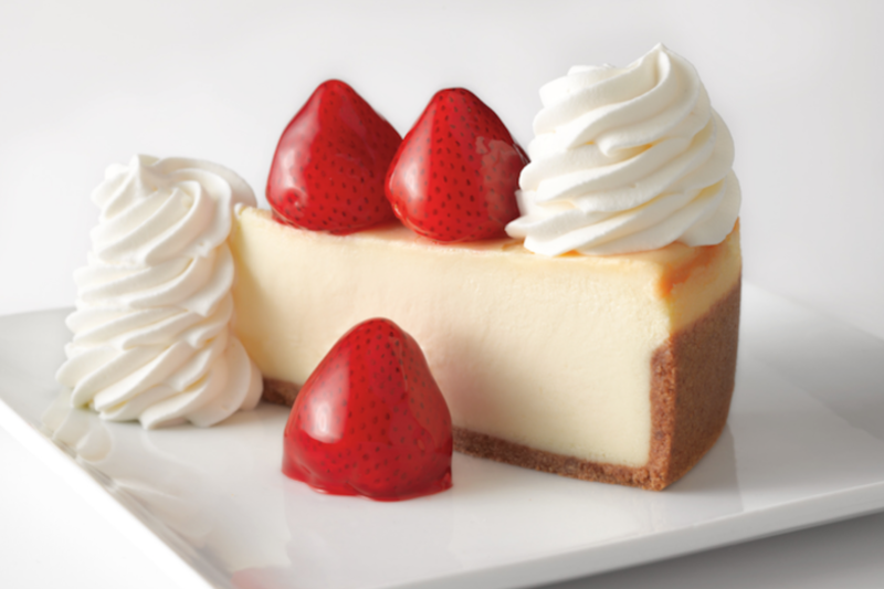 The Cheesecake Factory Arrives in Hong Kong
