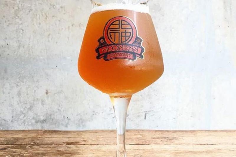 New Craft Beer: Moonzen's Neolithic Ale