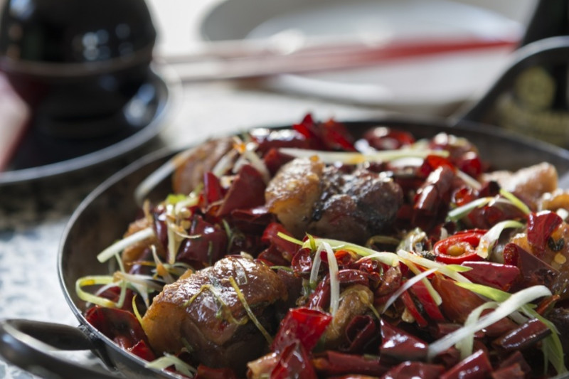 Recipe: Hot and Numbing Pork Hock