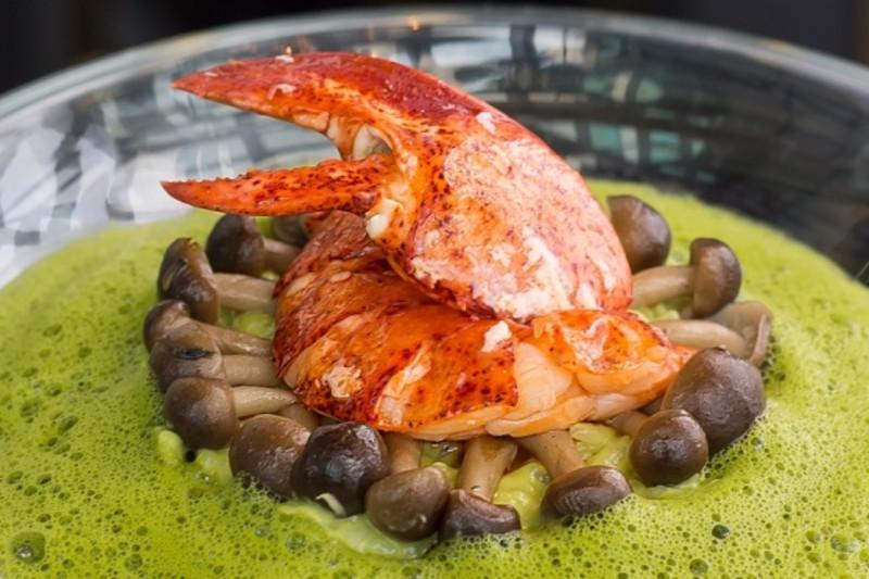 Restaurant Review: Aqua's Made x Matcha Menu