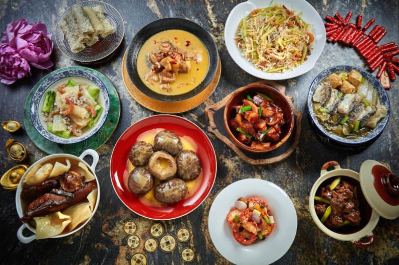 New Menu Review: YUÈ's CNY Gau Daai Gwai