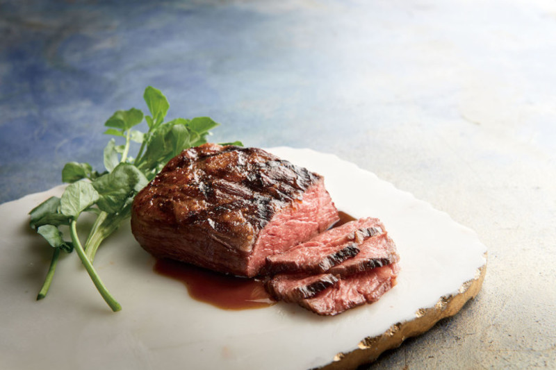 New Menu Review: Spring Menu at Morton's The Steakhouse