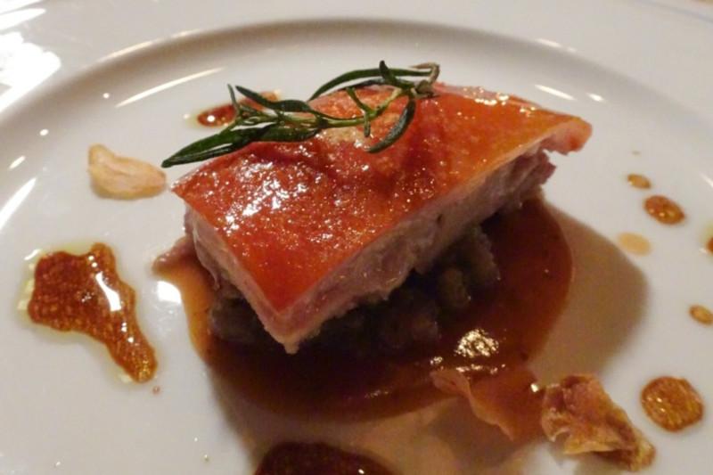 New Tasting Menu by Sabatini Ristorante Italiano's New Chef de Cuisine
