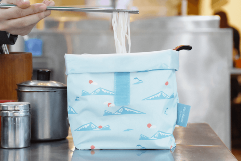 Lightweight and Eco-Friendly Lunch Bags