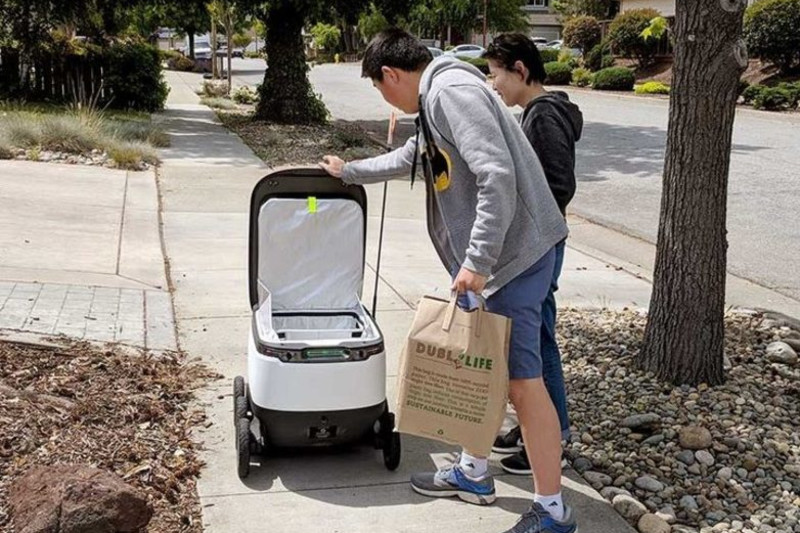Food Tech Bites: Self-Driving Food Bots