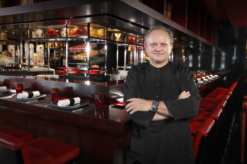 The Chef with the Most Michelin Stars in the World, Joël Robuchon, Dies at Age 73