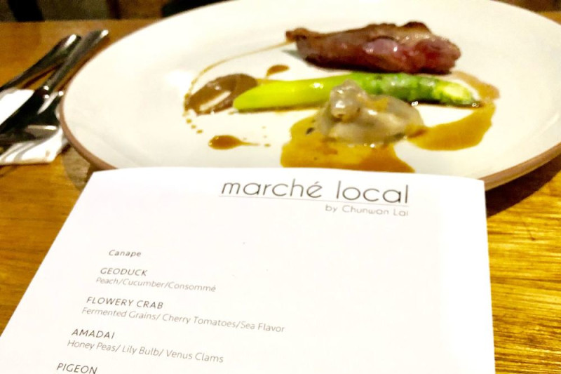 Marché Local Pop-Up with Chef Chunwan Lai