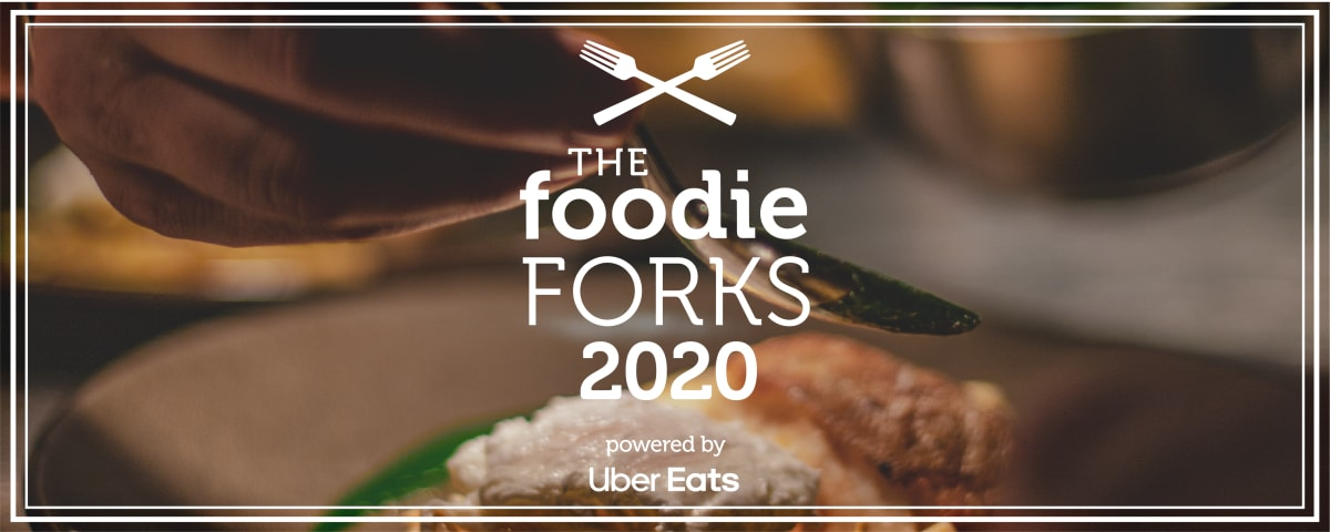 Foodie Forks 2020 powered by Uber Eats