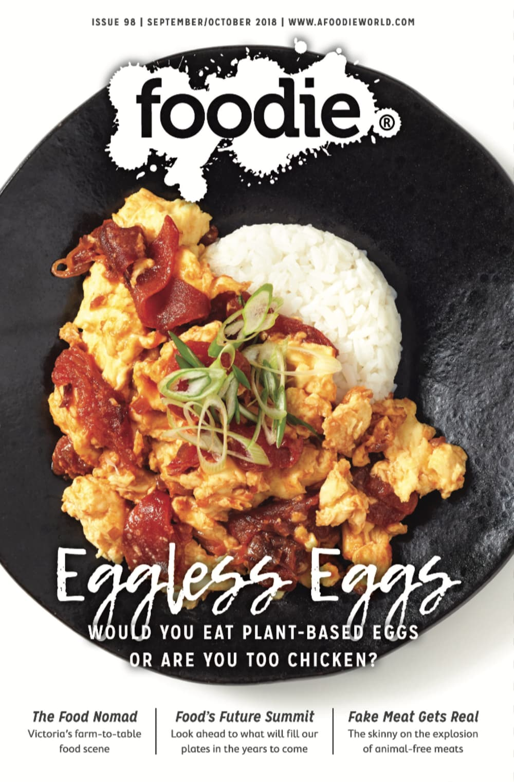 Eggless Eggs