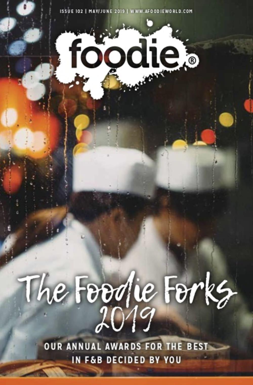 Foodie Forks 2019