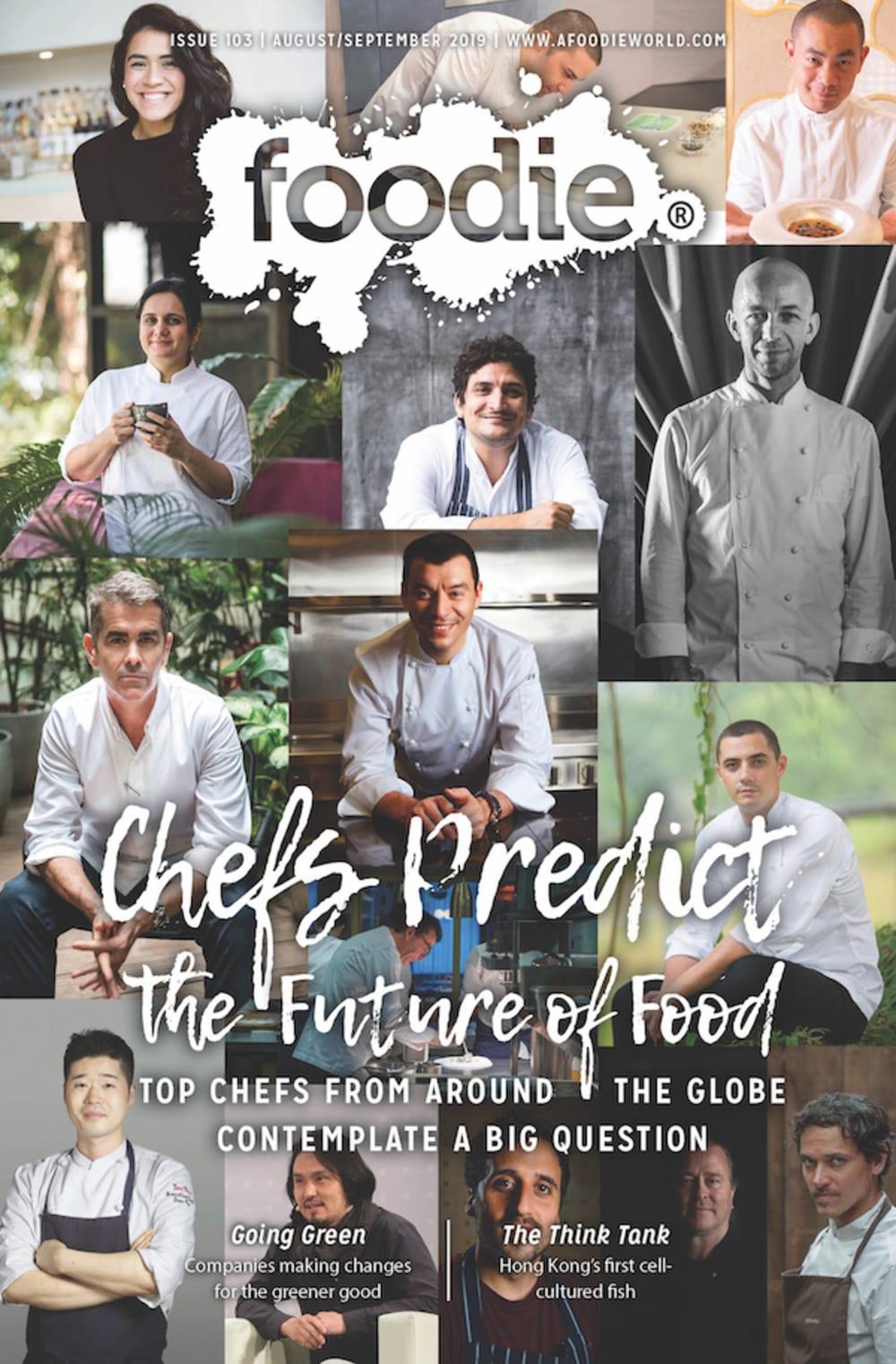 Chefs Predict the Future of Food
