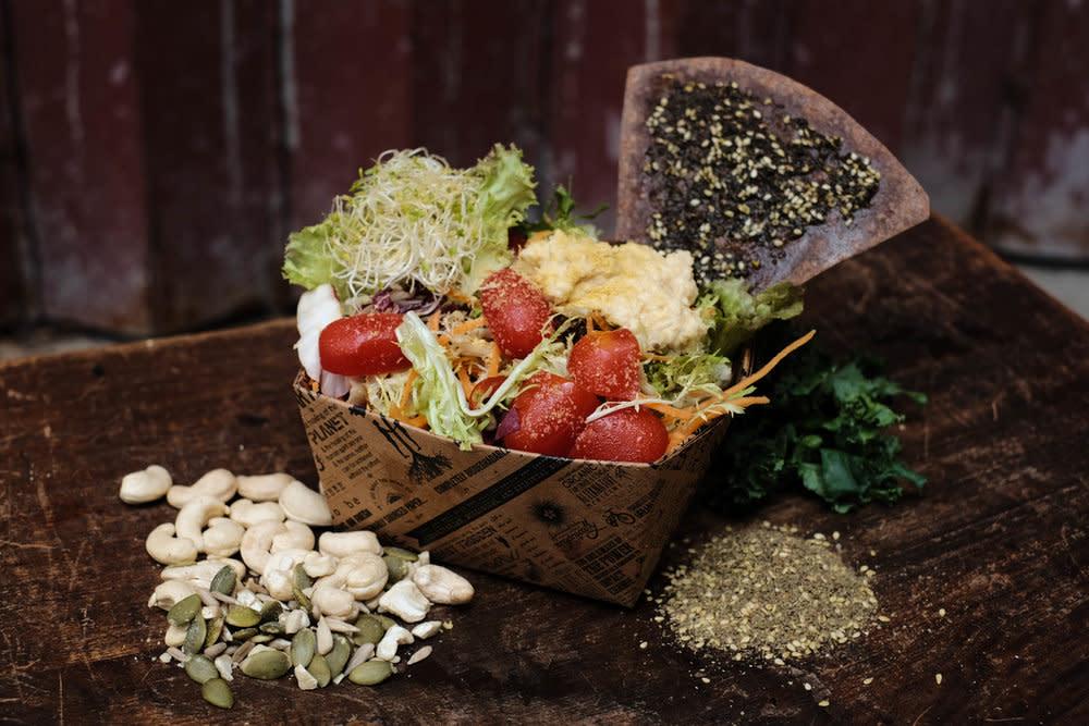 MANA salad bowl