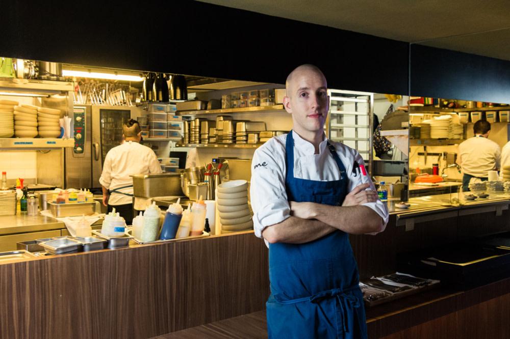 Chef Joaquin Elizondo
