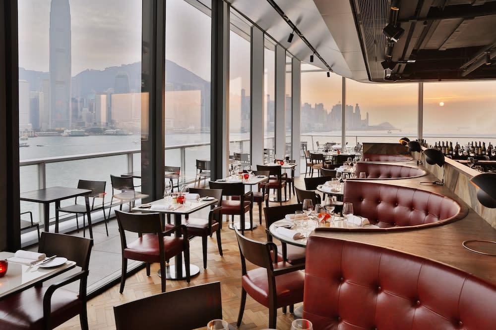 Maze Grill Hong Kong
