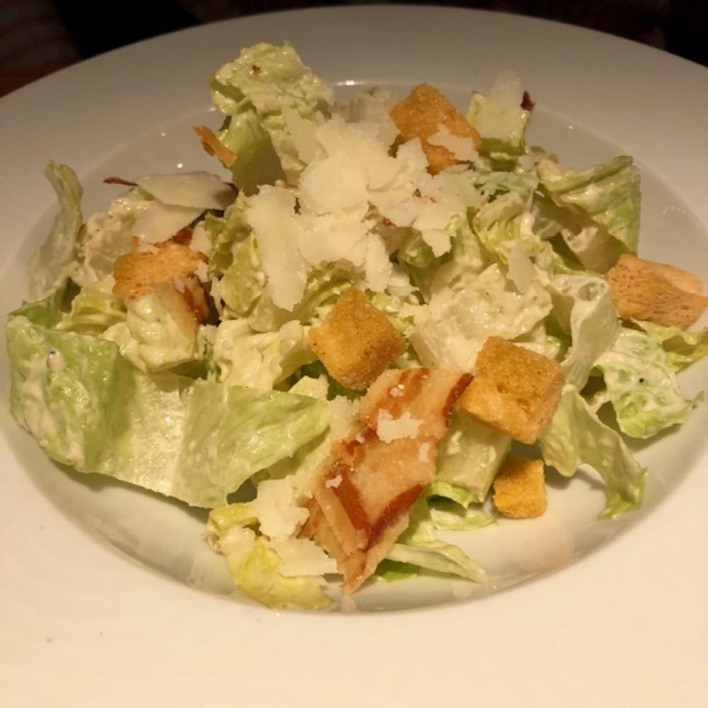 Porterhouse Caesar Salad