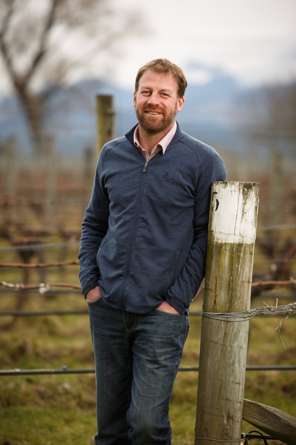 Cloudy Bay Winemaker Jim White (courtesy Cloudy Bay)