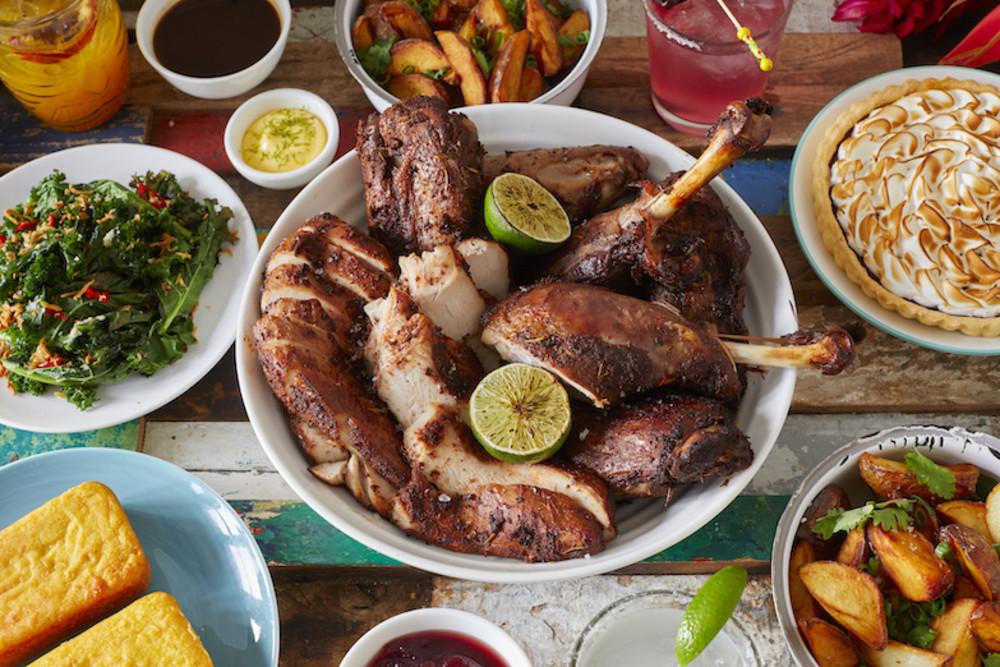 Thanksgiving at Limewood