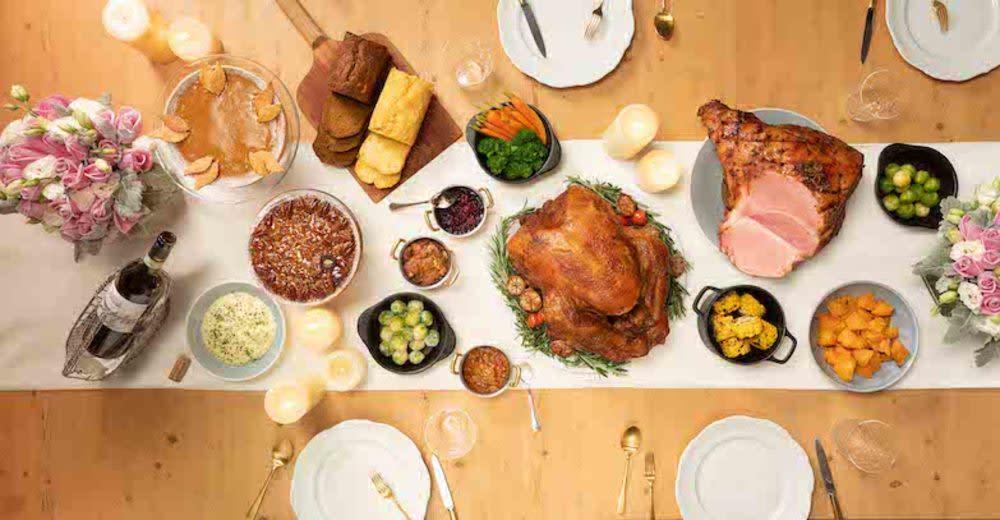 Mandarin Oriental Thanksgiving