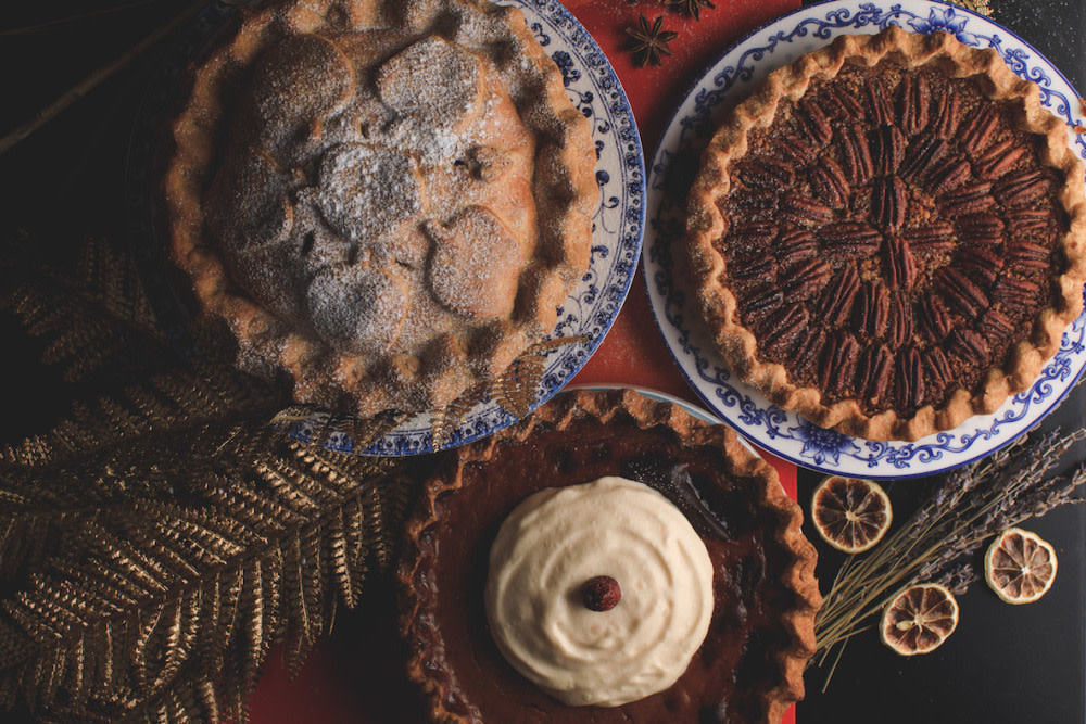 Thanksgiving at Bread & Beast
