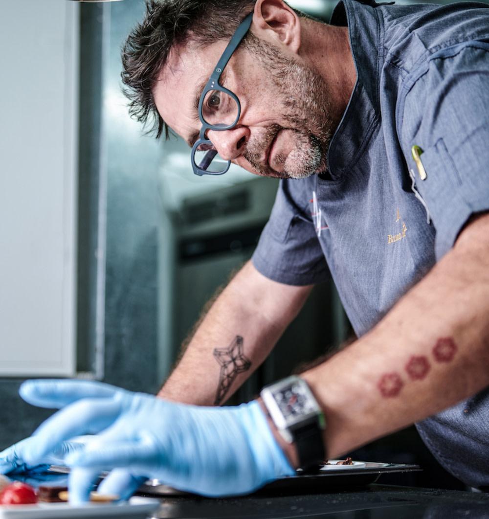 Chef Bruno Ménard