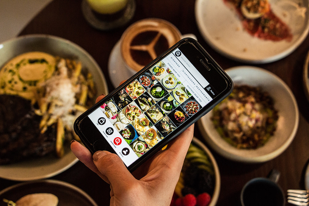 Discover restaurants and dishes through Dishtag