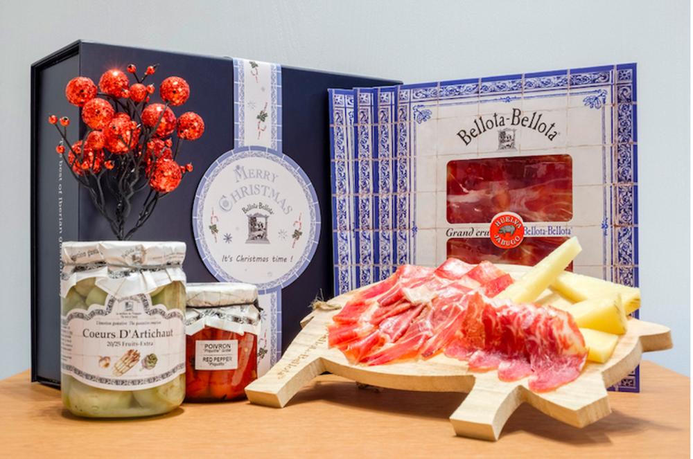 Bellota-Bellota's Christmas gift set