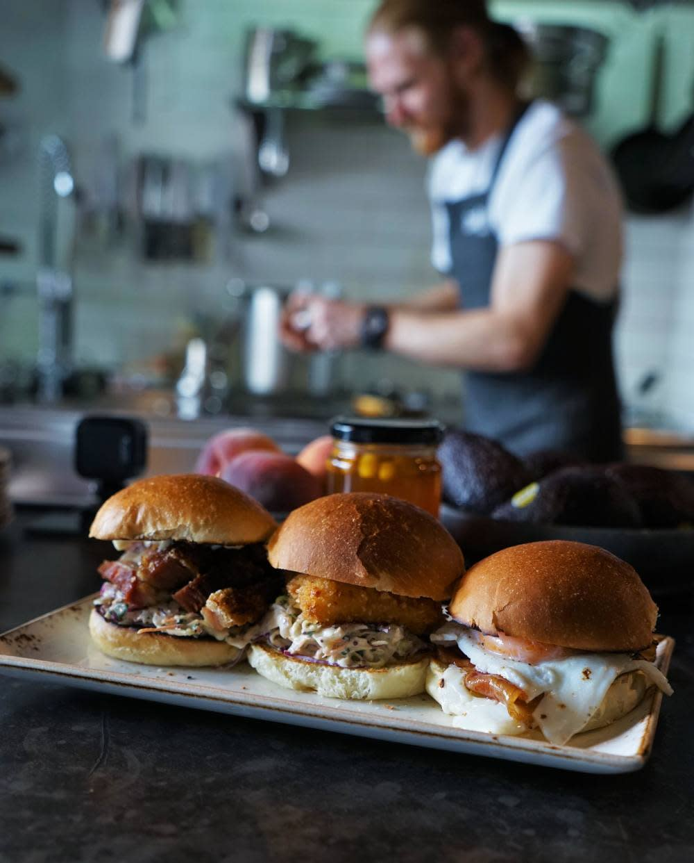 Sliders at Small-fry, Hobart
