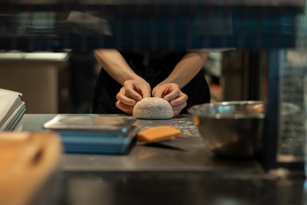 Aberdeen Street Social In-house baker