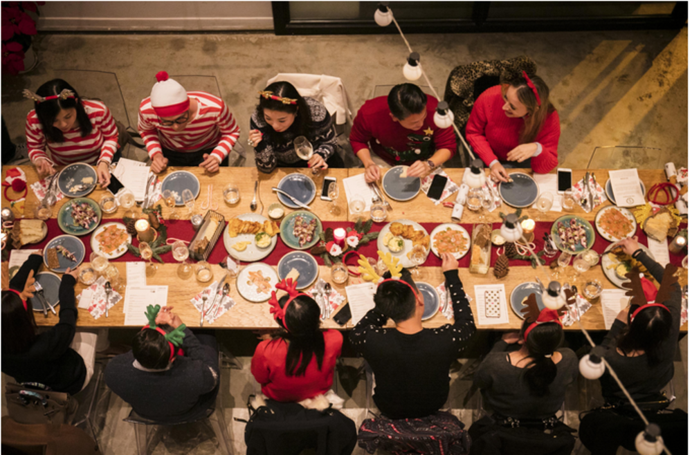 Danish Christmas feast at Test Kitchen