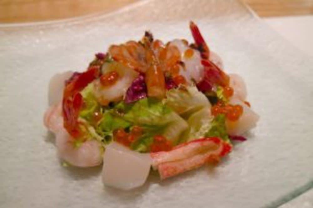 Hokkaido salad