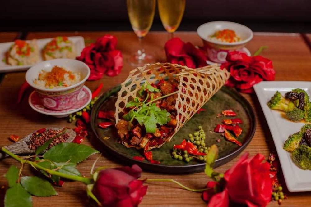 Chilli Fagara Hong Kong Valentine's Day 2019