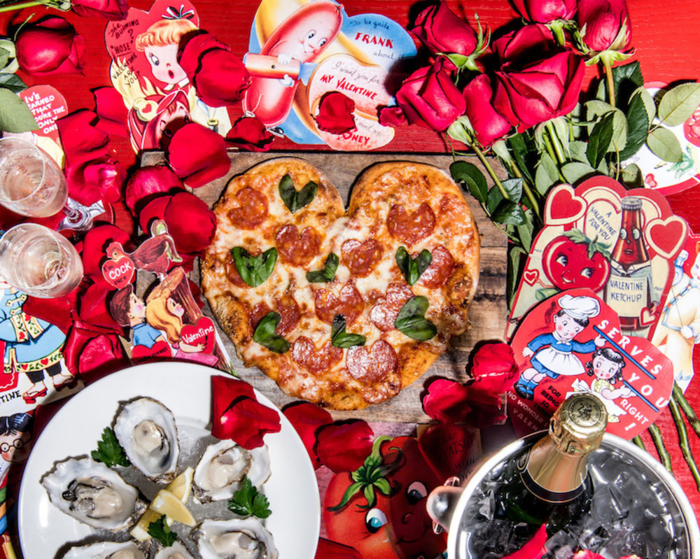 Fini's SoHo Hong Kong Valentine's Day 2019