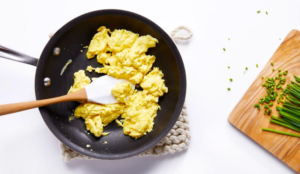 The vegan egg: JUST Egg