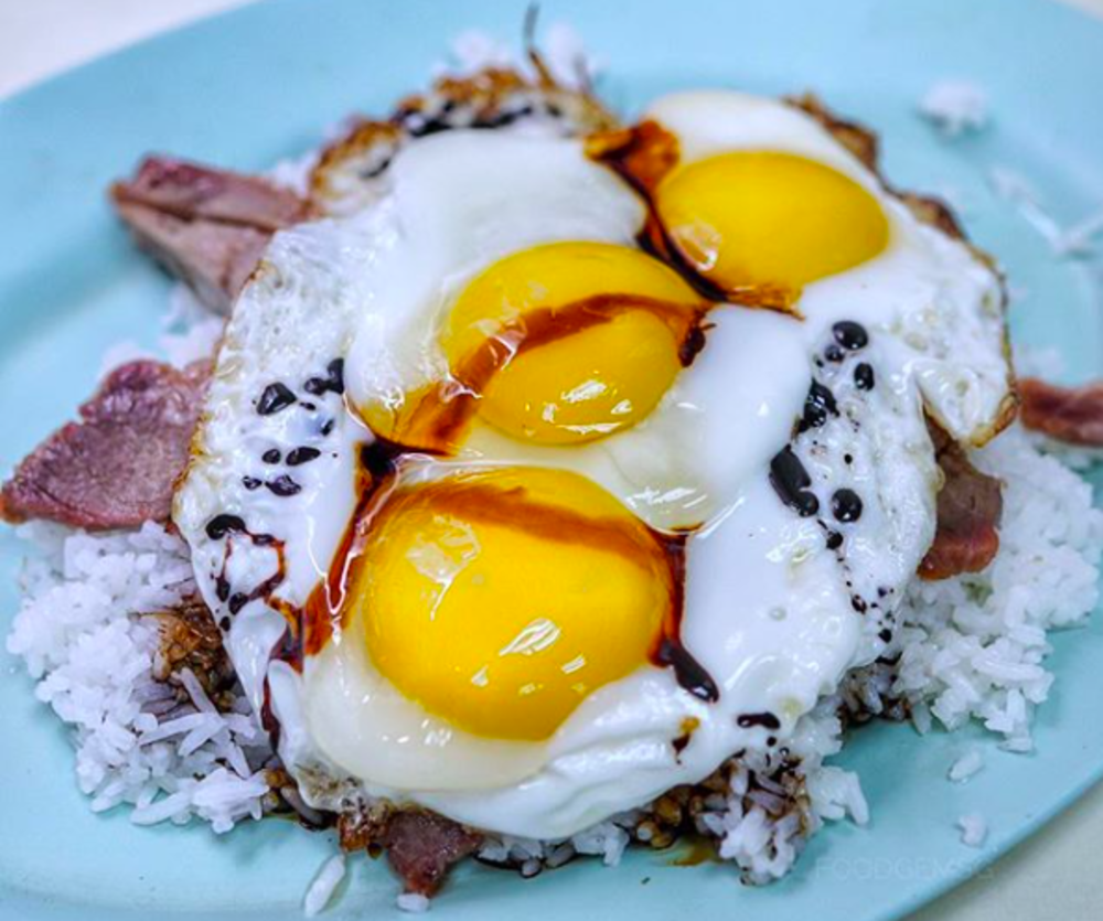 The extra egg: Ma Sa Restaurant