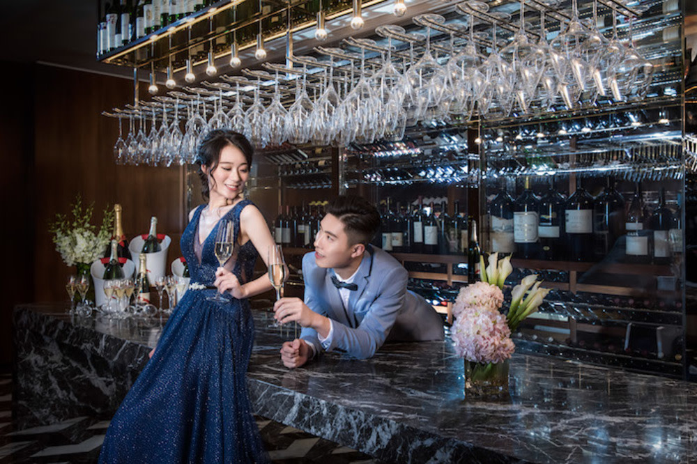 Valentine's Day at Hotel ICON Hong Kong