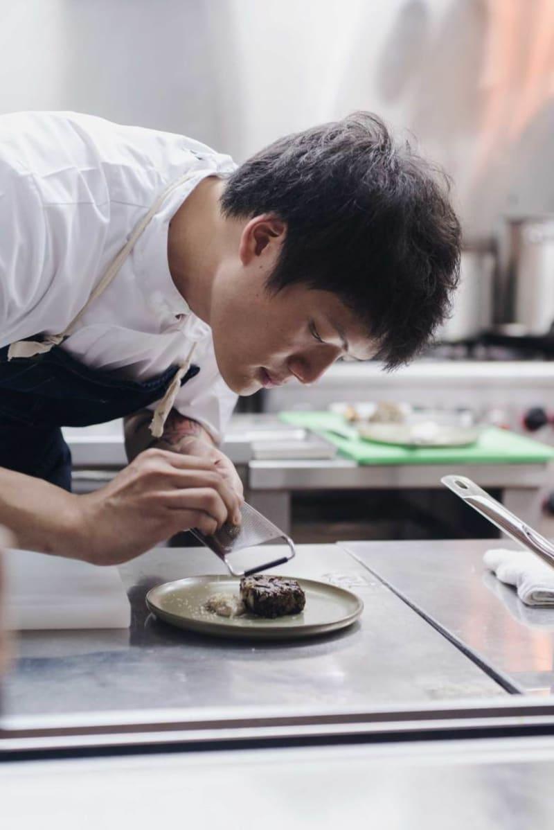 Chef Barry Quek