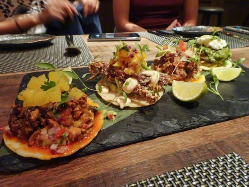 Tacos at Picada