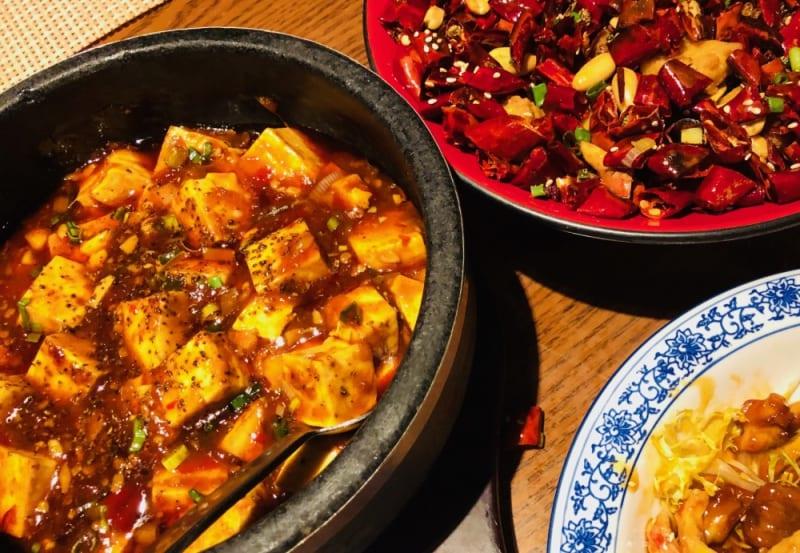 Mapo tofu at North (The Venetian Macao)