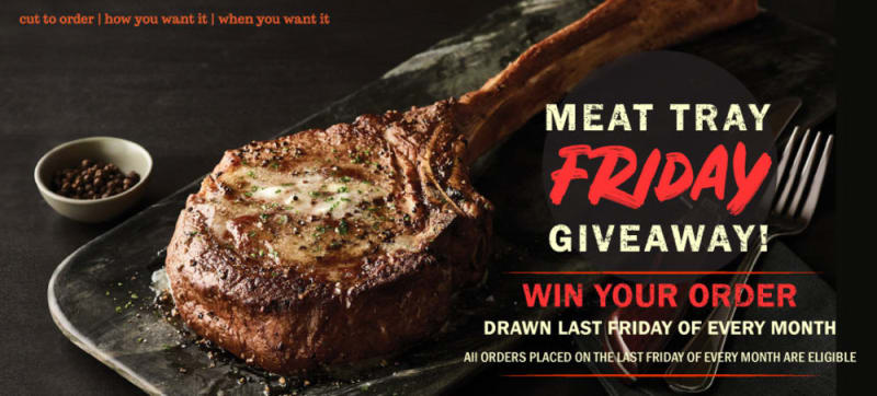 Meat Tray Fridays by meatmarket.hk
