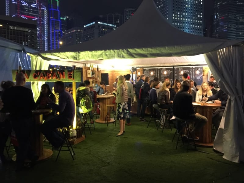 Sustainability at Taste of Hong Kong 2019