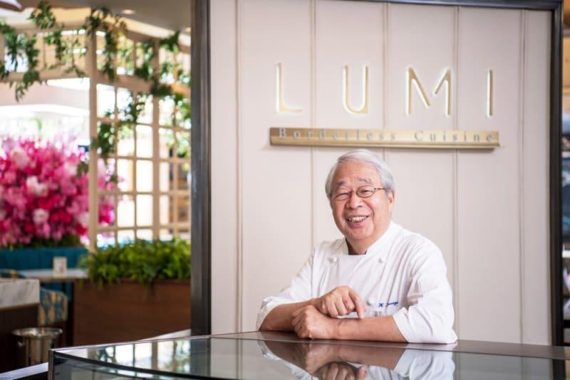 Chef Kihachi Kumagai