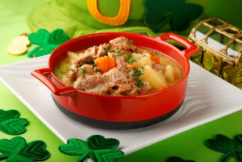 Irish lamb stew ($75)