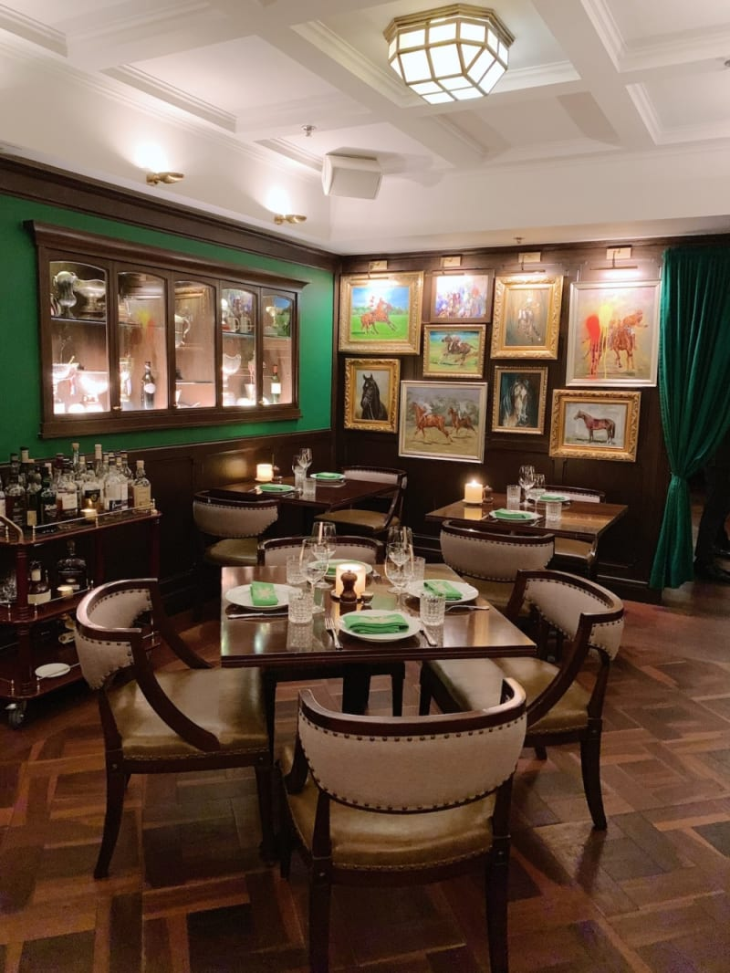 Buenos Aires Polo Club Hong Kong
