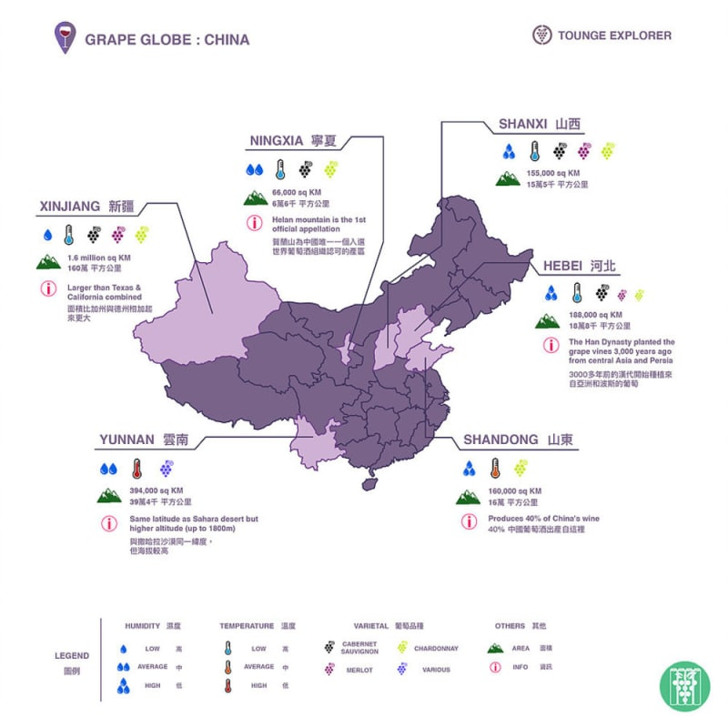 Winemaking in China
