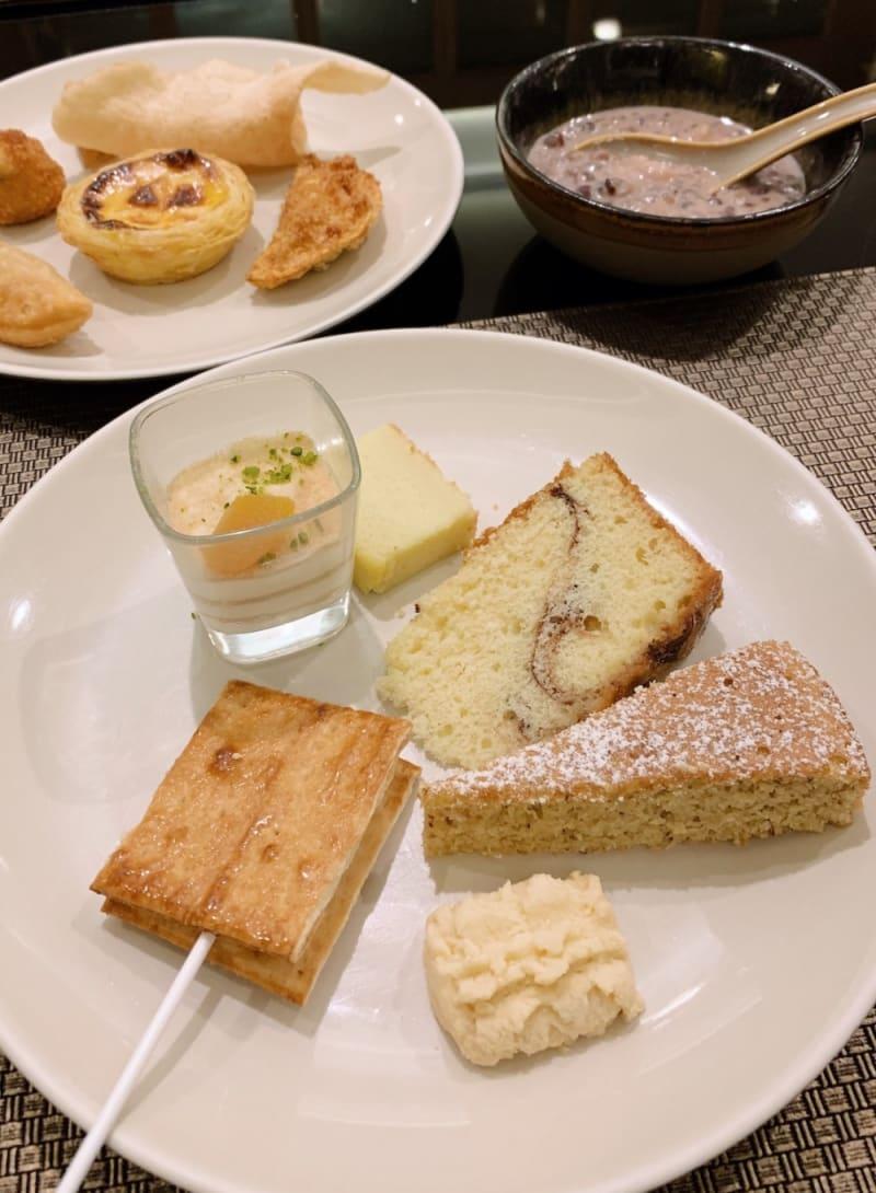 Chá gordo at The St Regis Maca