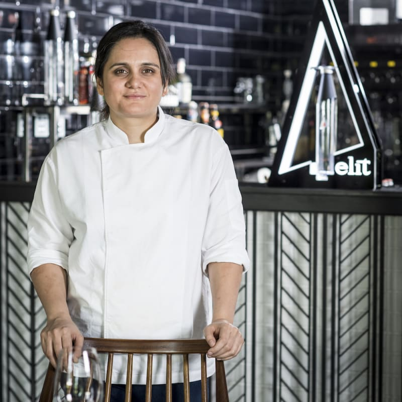 Chef Garima Arora of Gaa Bangkok
