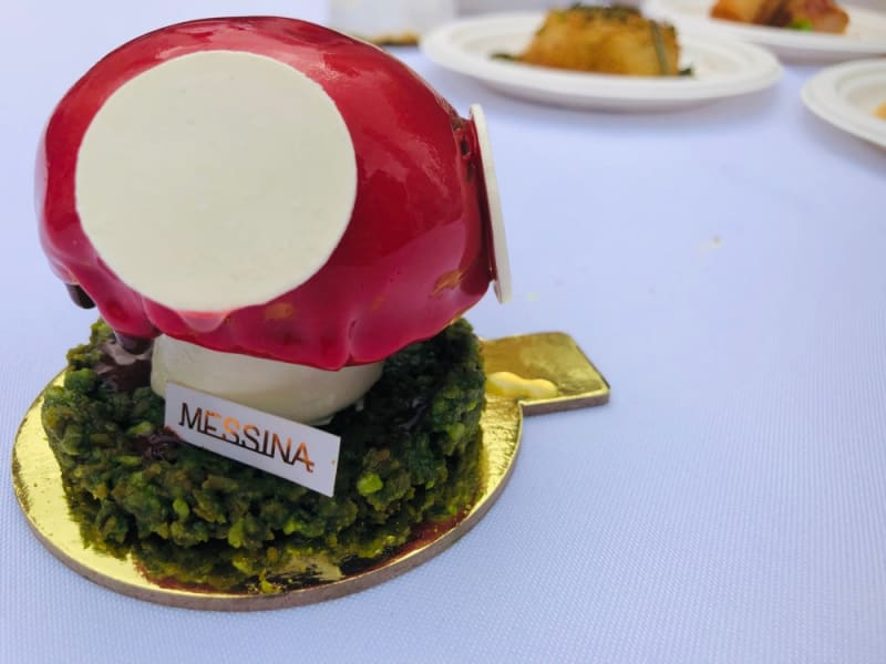 Dr Evil's Magic Mushroom Cake by Gelato Messina at Taste of Hong Kong 2019