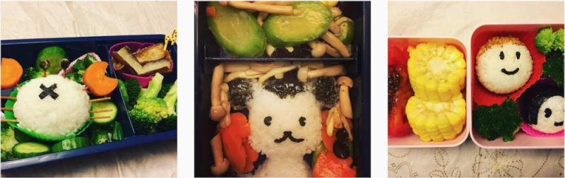 Bento boxes by Tina C