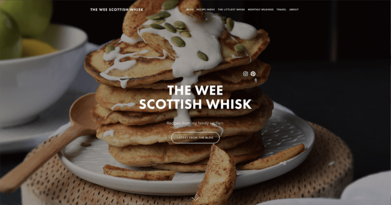 The Wee Scottish Whisk
