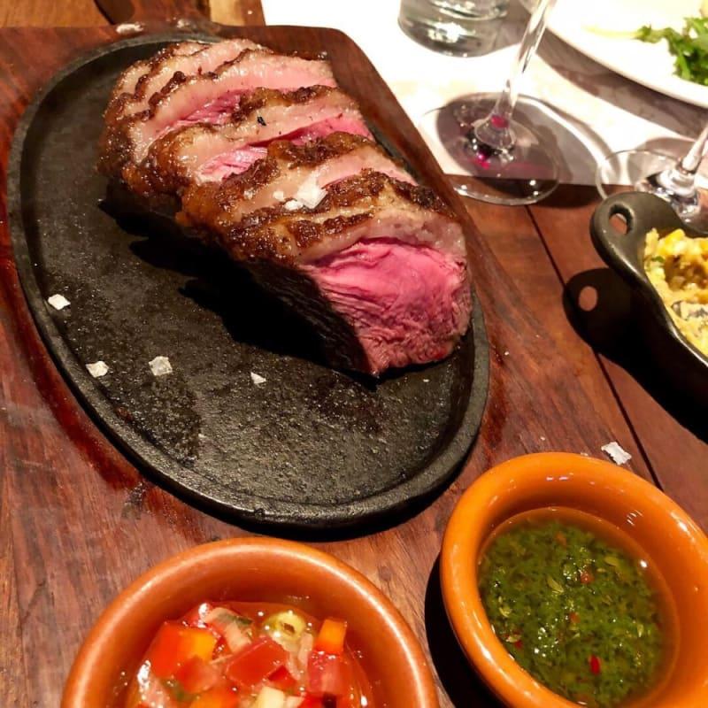 Tango Argentinian Steakhouse Hong Kong